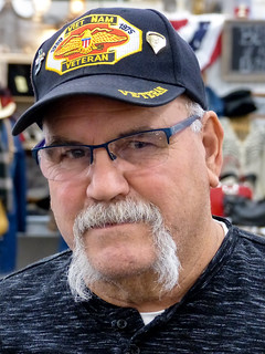 US Army Vietnam War Veteran, Gary