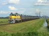 312, Belle Glade, 27 Nov 2017 (Mr Joseph Bloggs) Tags: emdgp11 emd electro motive division gm general motors clewiston belle glade sugar sugarcane ussc united states america corporation south central florida express train treno bahn railway railroad cargo freight merci 312