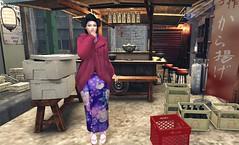 # Mili # 4003 (Mili Miklos (Inventory Mess Blog/Mili Mix)) Tags: mien empire hellodave agata japonica tukinowaguma catwa deaddollz mandala ikon maitreya theskinnery