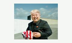 (WOGO*) Tags: approved kimjongun love north korea dictator portrait pyongyang style blond kim jongun donald trump