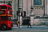 (Virginia Gz) Tags: stpaulschurchyard london england unitedkingdom uk greatbritain londonbus architecture street europe cityoflondon ludgatehill