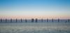 Ghosts of coasts (StuMcP) Tags: happisburgh seadefence erosion sea coast posts sunset beach stuartmcpherson