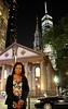 20171006_126 One WTC & St Paul's Chapel Downtown Manhattan New York City NY USA (FRABJOUS DAZE - PHOTO BLOG) Tags: usa yhdysvallat newyork newyorkcity ny nyc gothamcity bigapple manhattan lowermanhattan downtownmanhattan onewtc wtc worldtradecenter skyscraper pilvenpiirtäjä stpaulschapel chapel kappeli