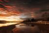 La Saône (Stéphane Sélo Photographies) Tags: automne france k3ii pentax pentaxk3ii saône ain arbre blending coucherdesoleil eau fleuve glace ice landscape massieux nightshot paysage poselongue river rivière sunset water