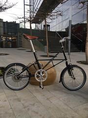 אופניים קלים במיוחד - MOULTON ELECTRIC (electricbicycleisrael) Tags: אופנייםחשמליים אופנייםחשמלייםמתקפלים ectlv electric electricbike zehus singlespeed moulton