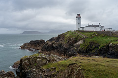 Fanad Head Lighthouse (andyscho2004) Tags: fanadhead lighthouse donegal ireland ie halpin seascape cliffs rocky danger cloudy nikon d7100 shannagh letterkenny