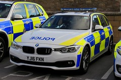 West Yorkshire Police BMW 330d Touring Roads Policing Unit Traffic Car (PFB-999) Tags: west yorkshire police wyp bmw 330d 3series touring estate roads policing unit rpu traffic car vehicle lightbar grilles fendoffs leds yj16fkn