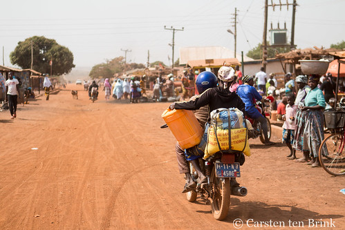 Togo - from the Bassar to the Konkomba