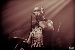 Infernal War - live in Warszawa 2017 fot. Łukasz MNTS Miętka-33