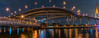 Bangkok Industrial Ring Road (technodude67) Tags: scenic amazingthailand architecture asia bangkok bridge city colourful discoverasia holiday landscape light longexposure night nightphoto outdoor panorama panoramic sunset th thailand travel twilight water watertrail