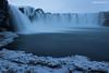 Waterfall of the Gods (Daniel Moreira) Tags: goðafoss waterfall godafoss snow water skjálfandafljót river iceland icelandic ísland islândia islande islanda
