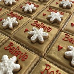 Believe cookies with mini snowflake cookie insert (sagodlove) Tags: christmascookies heart baked indecorated sugar cookiesheart inwinter cookiesholiday cookiesgold cookiesrolkem goldbelievei believe cookiesbelieve cookies3d cookiesmini snowflake cookies