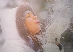 * Happiness and Cheerfulness * (argia world 1) Tags: inverno winter neve snow ricordi memories creatività creativity