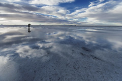 On another world (yan08865) Tags: salar de uyuni sky sea ocean sand water reflection landscape depth bolivia altiplano chile potosi earth nature travel pavlis south flow clouds coipasa supershot