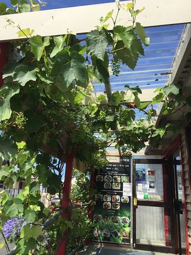 Hyde Street Grapes. Formosa Delight Restaurant
