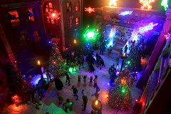 Christmas in Old Town - Fun (MayorPaprika) Tags: canoneosrebelt6i 112 custom diorama toy story paprihaven action figure set theater 80s 90s fisherprice littlepeople dc superpowers greenlantern haljordan martianmanhunter jonnjonnz mattel kenner batman btas batmantheanimatedseries penguin twoface riddler poisonivy scarecrow robin bcbikers jamesbondjr buddymitchell gordoleiter eon robotech matchbox voltron robeastscorpious doubledragon blaster tyco ghostbusters petervenkman disney pocahontas johnratcliffe robinhood kevincostner waterworld nord atollenforcer swampthing playmates seaquestdsv captainbridger royscheider theregulator ltcommanderhitchcock carolina productions buffalobill ljn add warduke littletykes pirate hunchbackofnotredame clopin mickeymouse