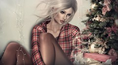 A Christmas Miracle! ... by Niani (Pile Up for Yana) (xxnianixx) Tags: pileup digitalart expression niani yana christmas gift christmastree lazy miracle