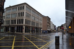 Christmas Day in Glasgow (5) (daniel0685) Tags: christmasday glasgow scotland wet rain uk quiet christmas emptystreets scottishwinter
