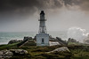 Peninnis Head Lighthouse (Rich and Chris) Tags: scilly ophelia storm islandlife