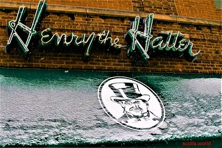 Henry the Hatter, a 100 + year old Detroit continuous business (Explore!)