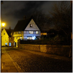 Night in Norwich (mibric) Tags: road night norwich england angleterre nuit