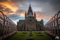 l'église Notre Dame de Calais