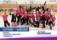 Kangeroe ballenmeisjes bij Team Eurosped; dec.2017