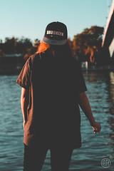 (alexrf96) Tags: alexrf96 aleruiz alexruiz alejandroruiz alejandroruizfernándezdeangulo photo photograph foto fotografía canon canonista picoftheday sevilla seville andalucía andalusia españa spain retrato portrait girl woman mujer chica redhead pelirroja urban model modelo vintage colors colorful river río guadalquivir sunset puestadesol