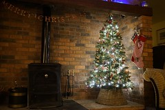 Time to take it down... (Callum C. Laird) Tags: happiness decorations warm lights christmastree tree 2018 newyear christmas