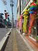 Tanabata decorations in Sakari-chou (Stop carbon pollution) Tags: japan 日本 honshuu 本州 touhoku 東北 iwateken 岩手県
