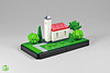 Micro church (moctown) Tags: lego micro nanoscale nano church chapel microscale