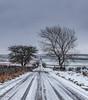 The Long and Unwinding Road (Peter Quinn1) Tags: peakdistrict derbyshire vanishingpoint perspective bigmoor leashfen curburgap