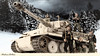 Whittman Tiger (WesternOutlaw) Tags: tigertank wehrmacht 130scale 130 kingcountry kingandcountry toysoldiers snowtiger whitetiger stalingrad russianfront easternfront whittmanntiger michaelwhittmann