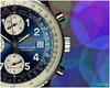Breitling Bokeh (Donna Rowley) Tags: breitling watch navitimer mens wrist clock time jewellery jewelry fashion expensive premium festive bokeh christmas gifts holiday colour color numbers blue purple gift gifting