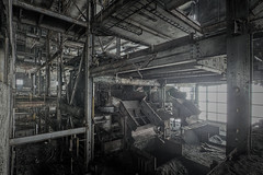 last days (jkatanowski) Tags: urbex urban exploration europe poland indoor industry industrial decay machinery mess metal canon forgotten abandoned lost tokina 1116mm hdr