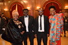 DSC_7095 Black British Entertainment Awards BBE Dec 2017 at Porchester Hall London by Jean Gasho Co Founder of BBE with Kofi Nino Ghana's Opera Singer and Justina Mutale from Zambia (photographer695) Tags: black british entertainment awards bbe dec 2017 porchester hall london by jean gasho co founder with justina mutale from zambia kofi nino ghanas opera singer