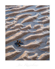 """Grand Designs"" - Marazion, Cornwall (Joe Rainbow) Tags: joerainbow landscape sand ripples cornwall intimate graphic design tse canon"