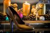 2017 Cinderellas Christmas (jeho75) Tags: sony ilce 7m2 g oss macro stillleben cinderella chocolate shoe christmas xmas schokolade schuh
