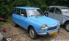 Citroën Ami 8 Break 1978 (XBXG) Tags: 02up12 citroën ami 8 break 1978 citroënami8 citroënami ami8 stationcar stationwagen station wagon kombi estate eendeëi korperpad rotterdam blue bleu nederland holland netherlands paysbas vintage old classic french car auto automobile voiture ancienne française vehicle outdoor