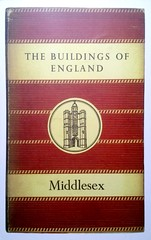 The Buldings of England: Middlesex (blueilgu) Tags: 20170522 인공눈 buildingsofengland pevsnerarchitecturalguides nikolauspevsner middlesex 100엽서북 100postcards penguinbooks bookcover