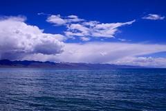 Namtso 納木措 (YY) Tags: 納木措 湖 西藏 那曲 namtso lake saltwater tibet nagqu lakenam blue