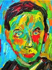 Ernst Ludwig Kirchner. (Steve.D.Hammond.) Tags: ernst ludwig kirchner