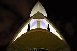 Valencia - Arts Palace of Queen Sofia / Opera #3