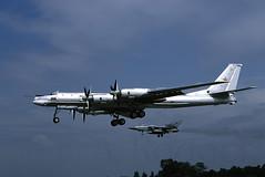 TU95  23 (TF102A) Tags: kodachrome aviation aircraft airplane tu95 bear russianairforce