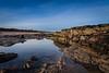 Rock Pools (Fifescoob) Tags: kingsbarns beach fife standrews coast rock rockpool scotland seascape landscape sea ocean coastal walk winter cold canon leefilters