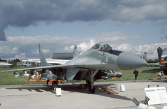 MiG-29M (Rob Schleiffert) Tags: mig zhukovsky mig29 fulcrum prototype mig29m russianairforce