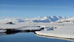 Hoffellsjökull, near Höfn, South Iceland (Jean-Marc Vacher) Tags: vatnajökull höfn southiceland austurskaftafellssýsla iceland islande glacier hoffellsjökull