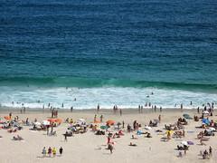 [2006] Leme Beach (Diego3336) Tags: leme copacabana praia beach sea ocean waves sand summer nature shore shoreline coast urban riodejaneiro rj brasil brazil southamerica latinamerica sun sunny