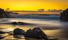 Amazing Hawaiian beach! (benyoucefassim) Tags: hawaii travel honolulu oahu long exposure beach ocean rocks waimea bay nikon waves 35mm 18g