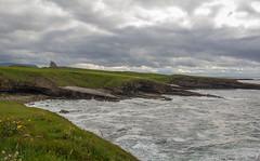Ireland - Mullaghmore (Marcial Bernabeu) Tags: ireland irlanda irish irlandes irlandés irlandesa sky cielo nubes clouds sea mar ocean oceano cliffs acantilados coast costa marcial bernabeu bernabéu